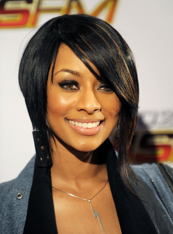 2013 Fall and Winter 2014 Short Haircuts For Black Women 9