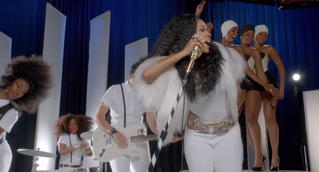 Janelle Monae Shows Off Long Locks For Her for New Single 'Dance Apocalyptic' 2