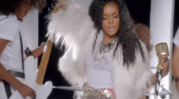 Janelle Monae Shows Off Long Locks For Her for New Single 'Dance Apocalyptic' 3