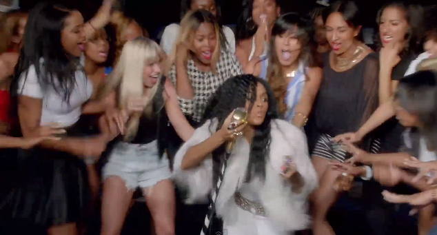 Janelle Monae Shows Off Long Locks For Her for New Single 'Dance Apocalyptic' 5