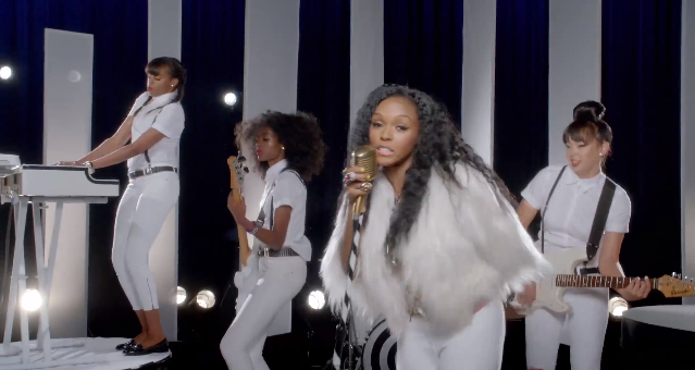 Janelle Monae Shows Off Long Locks For Her for New Single 'Dance Apocalyptic' 6