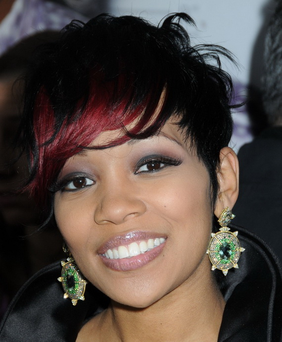 2013 Homecoming Hairstyles for Black Women 11