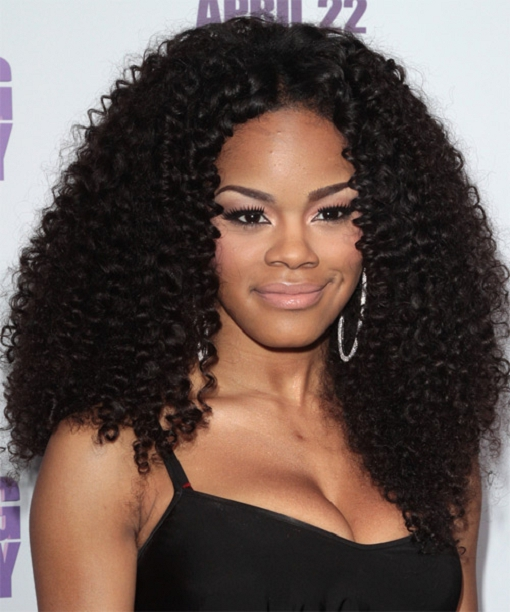 2013 Homecoming Hairstyles for Black Women 15