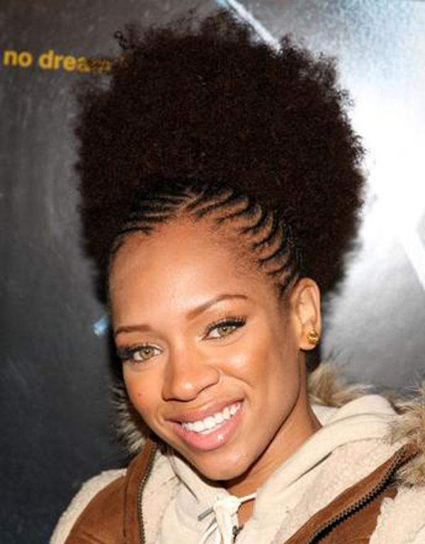 2013 Homecoming Hairstyles for Black Women 17