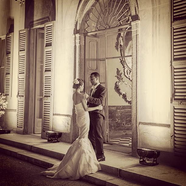 Chrissy Teigen Shows Off Her Vera Wang Wedding Gowns 2