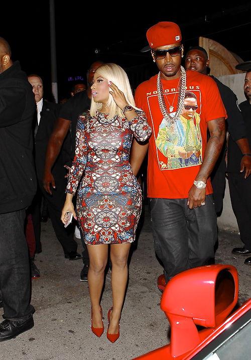 Nicki Minaj needs anger Minajement?
