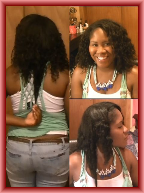Sept 2013 Hair Update - I'm Stuck At BSL