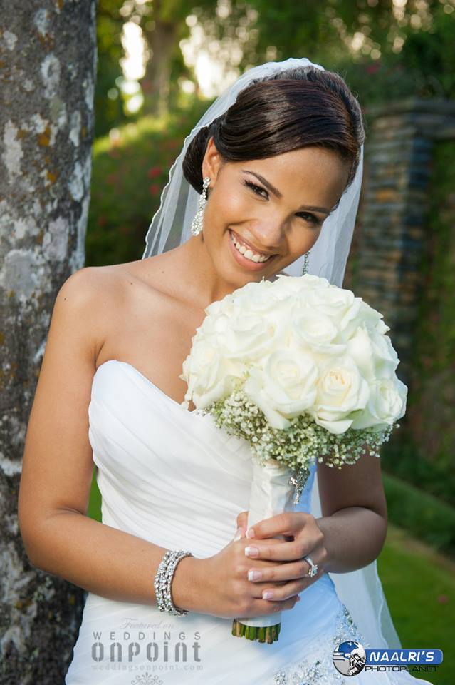 2014 Wedding Hairstyles For Black and African American Women  10