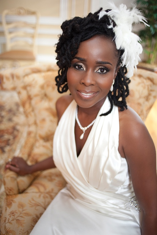 2014 Wedding Hairstyles For Black and African American Women – The ...
