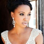 2014 Wedding Hairstyles For Black and African American Women  12