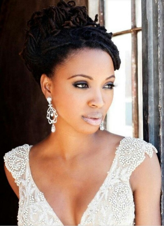 Cool 2014 Wedding Hairstyles For Black And African American Women The Short Hairstyles Gunalazisus