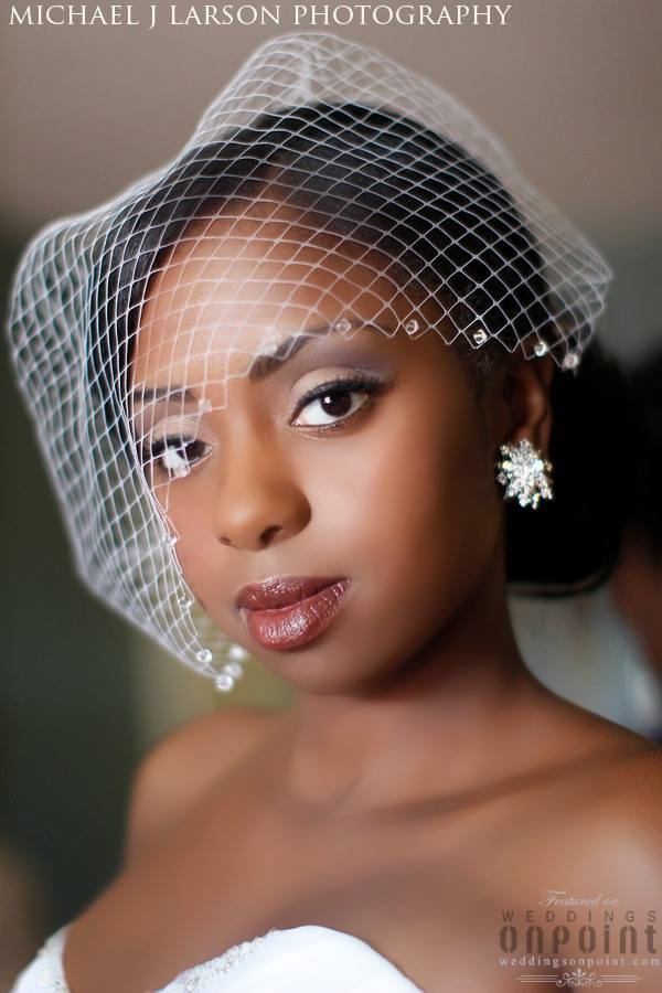 2014 Wedding Hairstyles For Black and African American Women 4