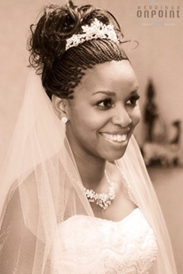 2014 Wedding Hairstyles For Black And African American Women 9