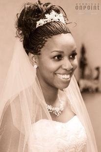 Enjoyable 2014 Wedding Hairstyles For Black And African American Women 9 Short Hairstyles Gunalazisus