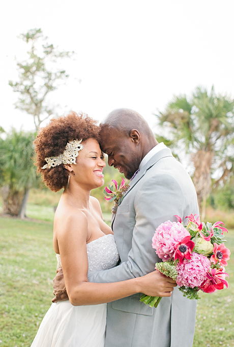 2014 Wedding Hairstyles For Black and African American Women
