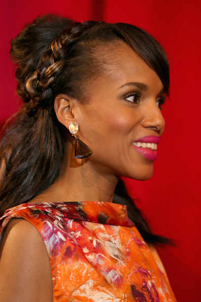 Braided Updos For Black Women 9