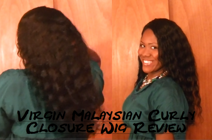 Exotic Hair LA Virgin Malaysian Curly Closure Wig Review