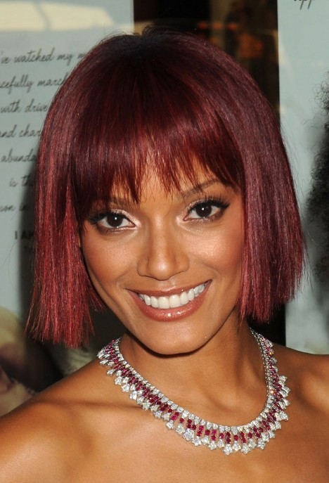 2014 Hair Color Trends For Black Women 4