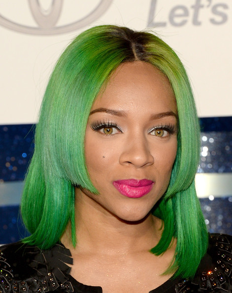 2014 Hair Color Trends For Black Women 5