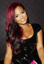 Christina Milian hosts LA Gay Pride Opening