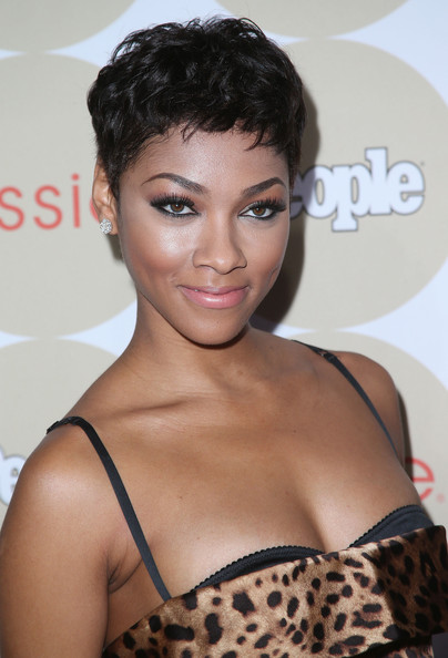 2014 Haircuts Short Hairstyles for Black Women 14
