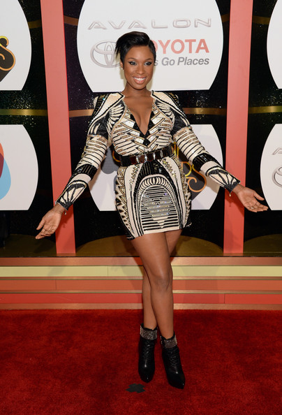 Jennifer Hudson Shows Off Chic New Pixie Haircut 3