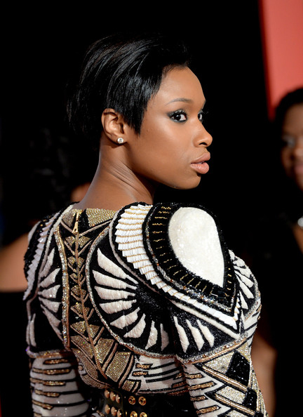 Jennifer Hudson Shows Off Chic New Pixie Haircut 4