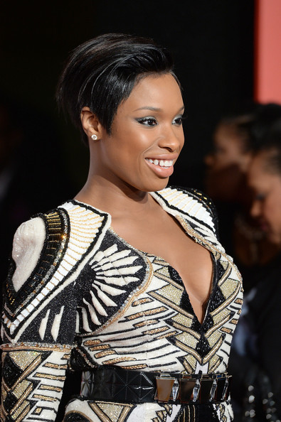 Jennifer Hudson Shows Off Chic New Pixie Haircut 5