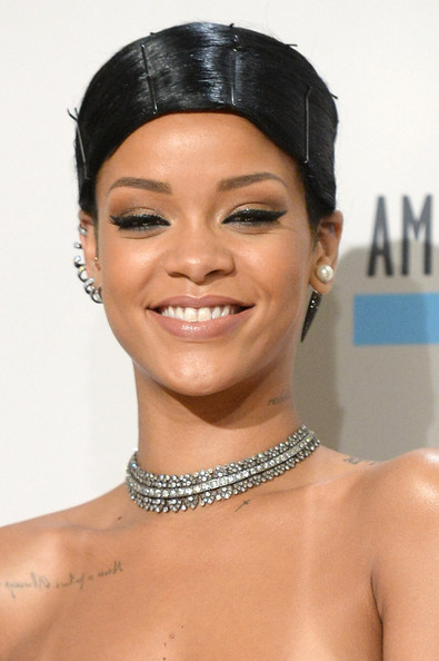 What's Up With Rihanna's New Doobie Wrap Look 2
