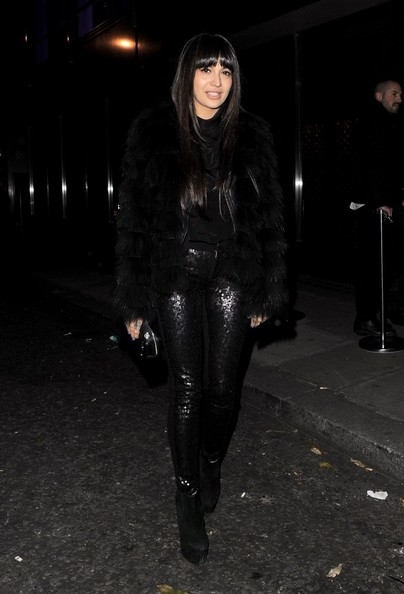 Ladies Rocking The Fur Coat Trend During The 2013 - 2014 5