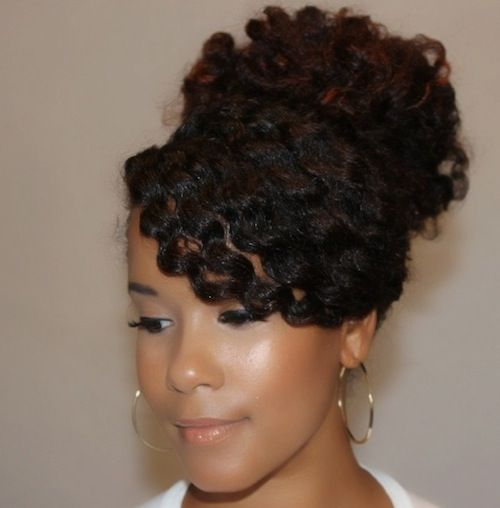 2014 Summer Hair Ideas for Natural Hair 3
