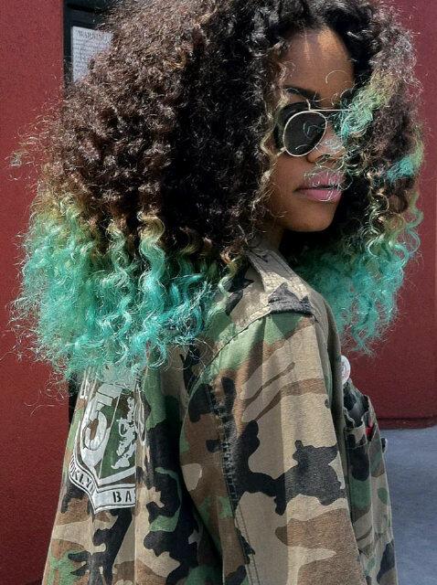 2014 Summer Hair Ideas for Natural Hair 5