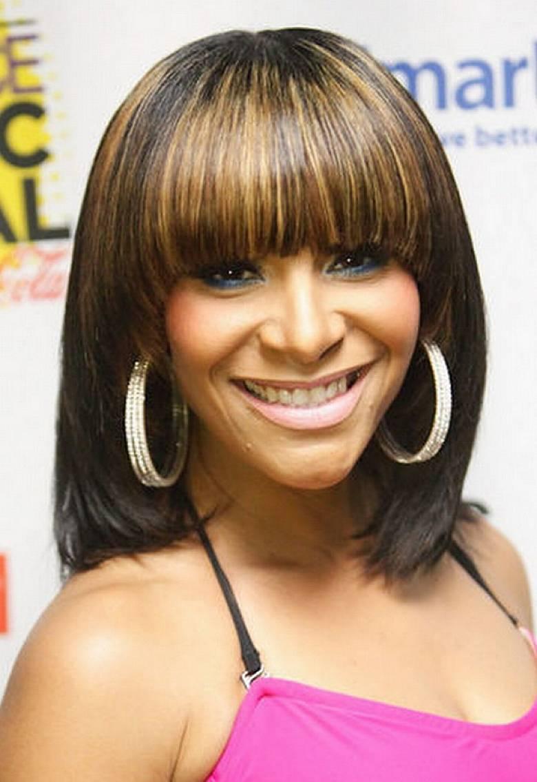 Enjoyable 2014 Summer Hair Trends For Black Women The Style News Network Hairstyles For Men Maxibearus