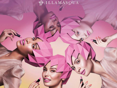Illamasqua Glamore Collection