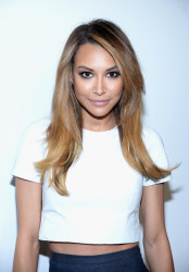 Naya Rivera Goes Blonde 6