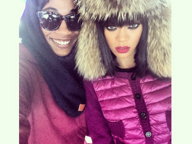 Rihanna Looks Fab On Her Bday, Peep Her Birthday Outfit