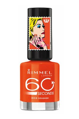 Rita Ora for Rimmel London Makeup Collection 9