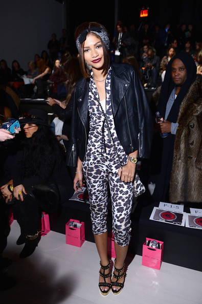 Zendaya Coleman's Fashion Sense 4