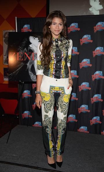 Zendaya Coleman's Fashion Sense 9