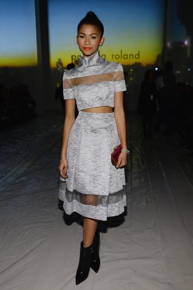 Zendaya Coleman's Fashion Sense