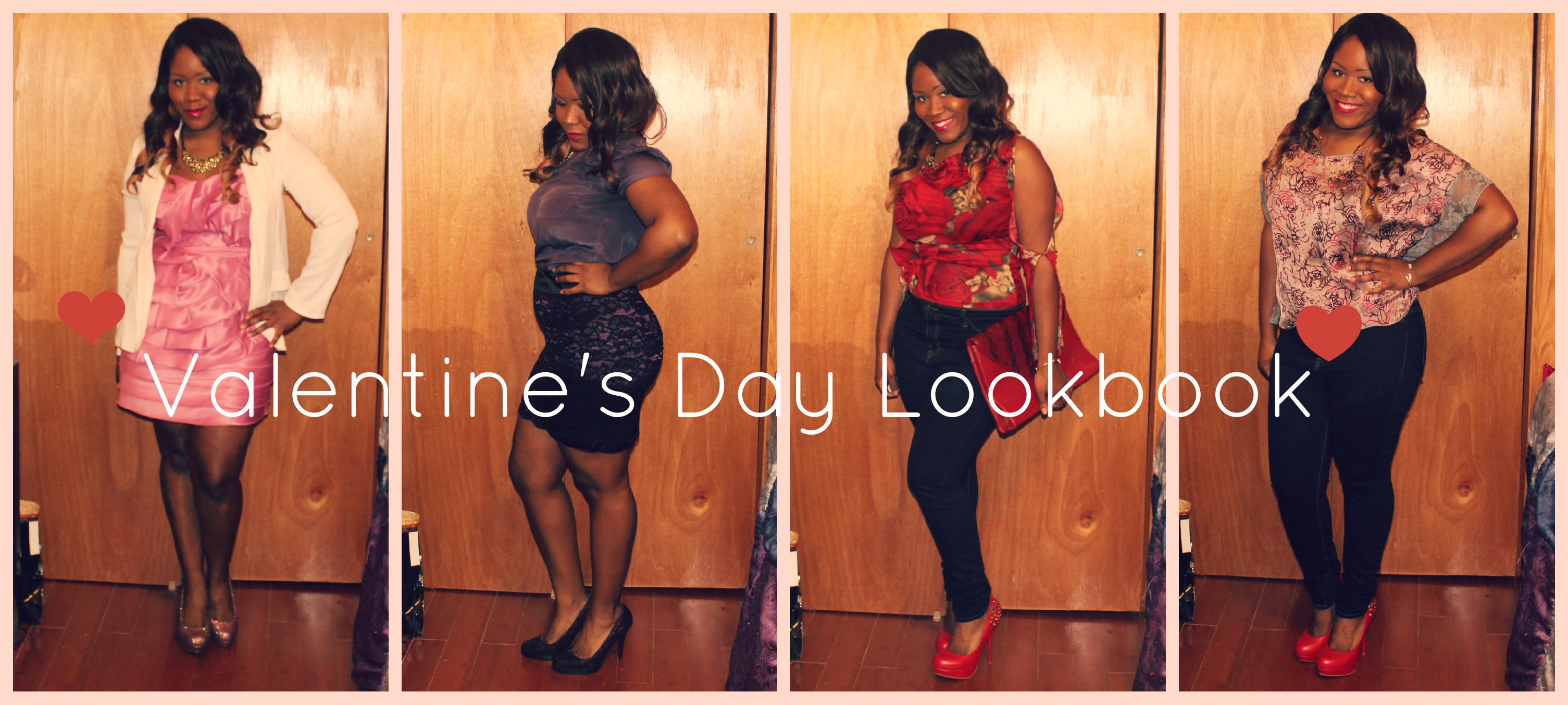 valentine's day lookbook 1