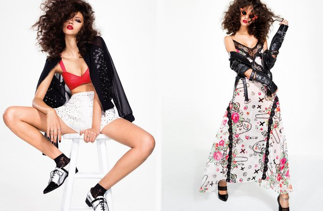 Nasty Gal Spring 2014 Lookbook 2