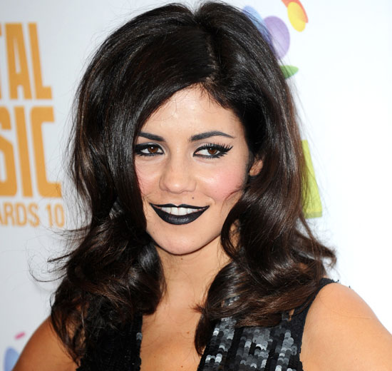 The Black Lipstick Trend is Officially A Thing 2