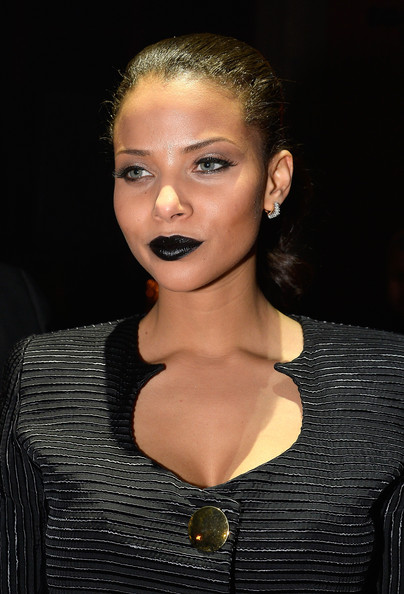 The Black Lipstick Trend Is Officially A Thing The Style