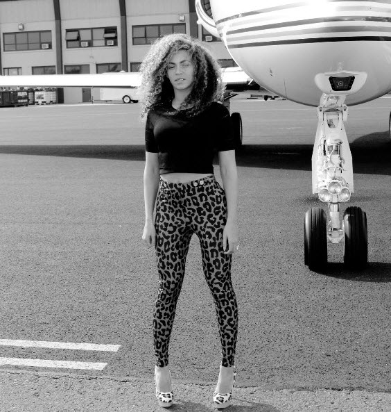 Beyonce Is Rocking Curly Hair Again The Style News Network
