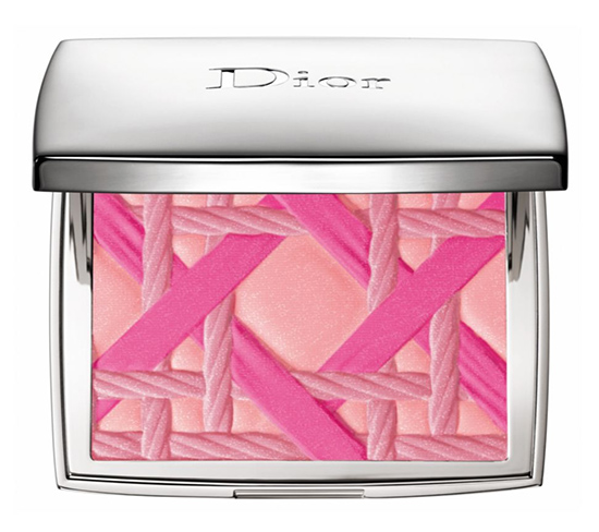 Diorblush Cannage Edition for Summer 2014