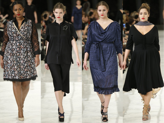 Isabel Toledo x Lane Bryant Plus Size Collection for Spring Summer 2014 11