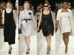 Isabel Toledo x Lane Bryant Plus Size Collection for Spring Summer 2014 13
