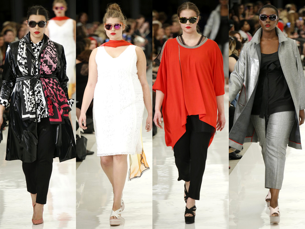 Isabel Toledo x Lane Bryant Plus Size Collection for Spring Summer 2014 4