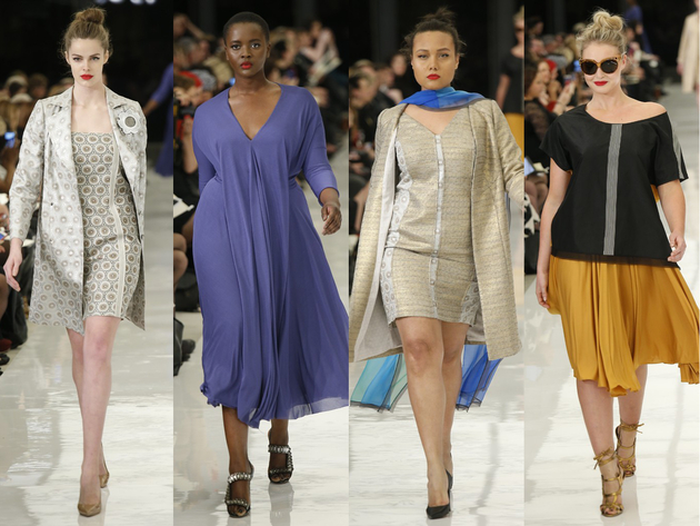 Isabel Toledo x Lane Bryant Plus Size Collection for Spring Summer 2014 6
